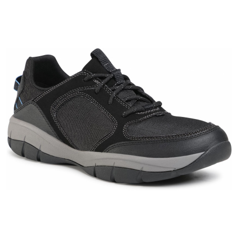 Sneakersy CLARKS - Ervin Lace 261536177 Black