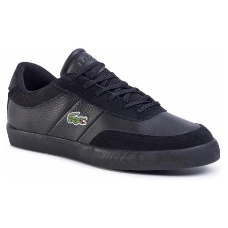 Sneakersy LACOSTE - Court Master 120 4 Cma 7-39CMA006302H Blk/Blk
