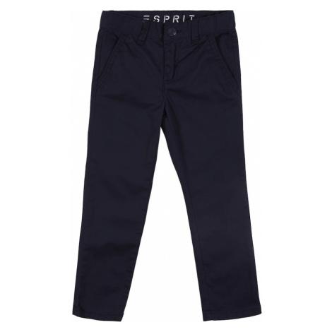 ESPRIT Spodnie niebieska noc