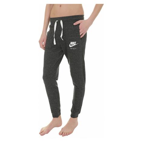 spodnie dresowe Nike Sportswear Gym Vintage - 010/Black/Sail