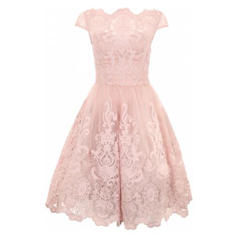 Chi Chi London Sukienka koktajlowa 'Livia' różowy pudrowy