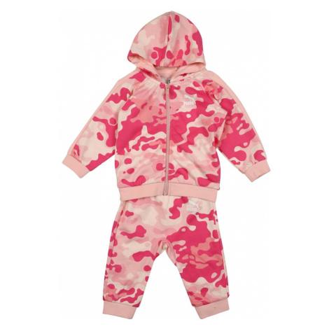 PUMA Zestaw brzoskwiniowy / różowy / różowy pudrowy / pastelowy róż