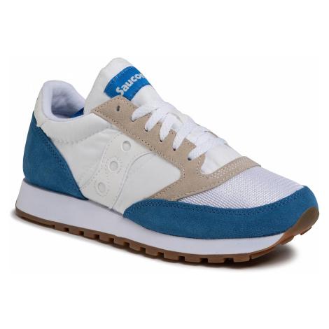 Sneakersy SAUCONY - Jazz Original S70368-14 White/Blue