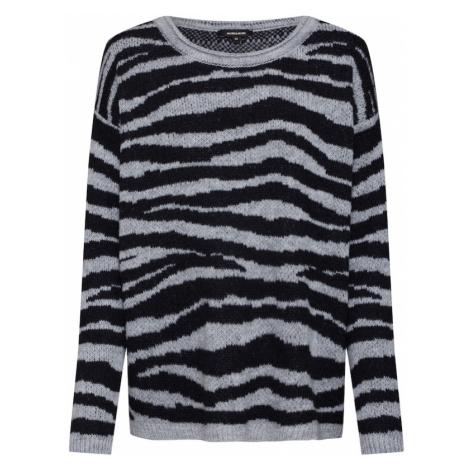 MORE & MORE Sweter szary / mieszane kolory
