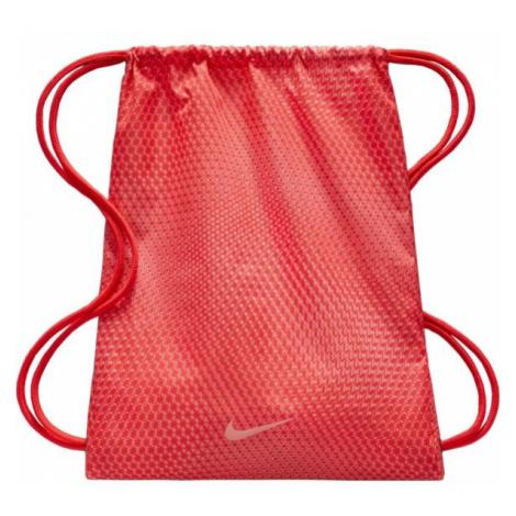 Nike KIDS GRAPHIC GYMSACK czerwony  - Worek sportowy dziecięcy