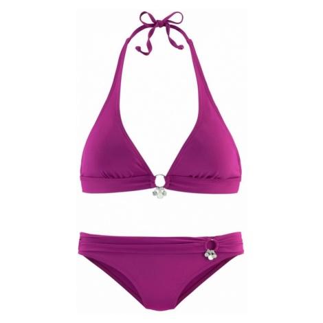S.Oliver Bikini fioletowy