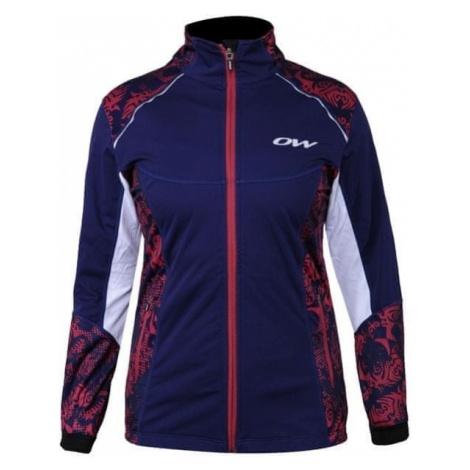 One Way kurtka damska Nirja 2 Women's Softshell Jacket Dark Blue