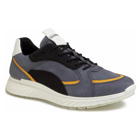 Sneakersy ECCO - St.1 M 83623451901 Ombre/Merigold/Black/White