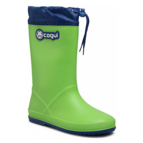Coqui Kalosze 8509-100-1420 Zielony