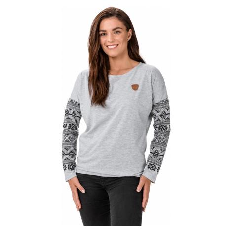 Grey Women's T-Shirt SAM 73