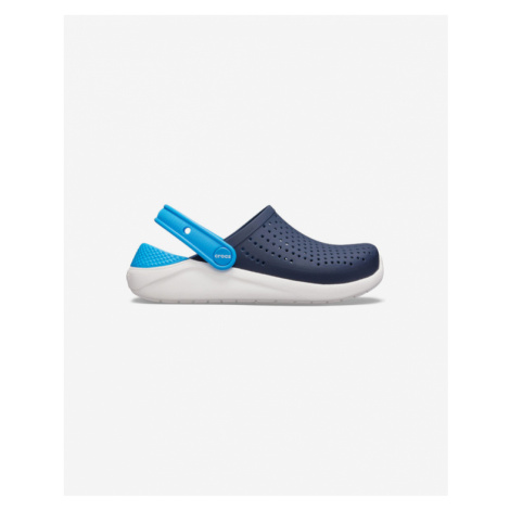 Crocs LiteRide™ Clog Crocs dziecięce Niebieski