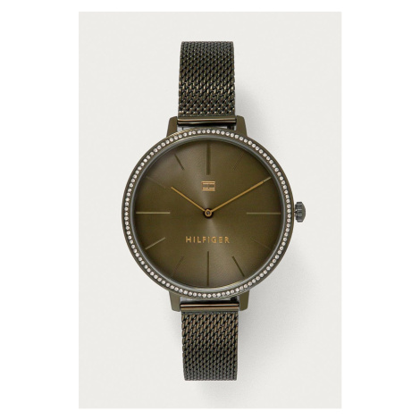 Damskie zegarki i biżuteria Tommy Hilfiger