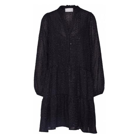Neo Noir Sukienka koszulowa 'Federica' czarny