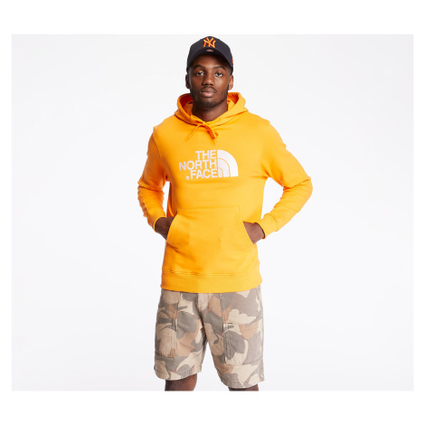 The North Face Light Drew Peak Hoodie Flame Orange