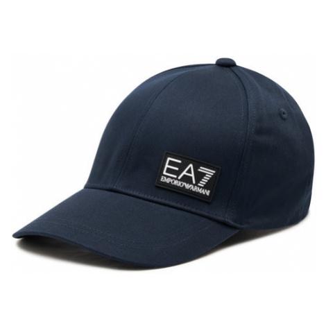 EA7 Emporio Armani Czapka z daszkiem 275771 1P102 00035 Granatowy