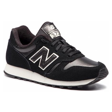 Sneakersy NEW BALANCE - WL373BBL Czarny