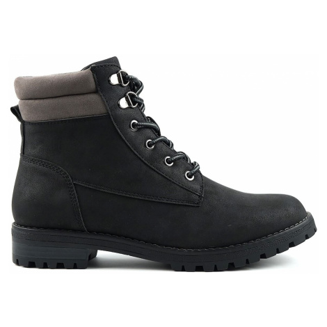 SoulCal Luis Rugged Boots Ladies Soulcal & Co