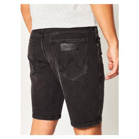 Wrangler Szorty jeansowe 5 Pocket W14CHT120 Szary Regular Fit