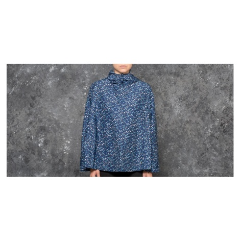 Herschel Supply Co. W Voyage Poncho Jacket Peacoat Mini Floral