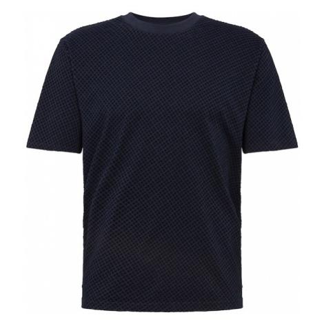 BOSS Koszulka 'TSquare 10213001 01' ciemny niebieski Hugo Boss