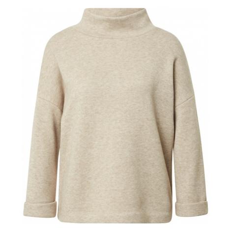 OPUS Sweter 'Giliane' beżowy