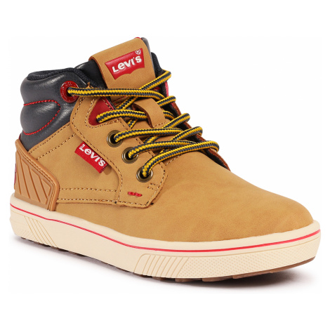 Sneakersy LEVI'S® - New Portland VPOR0050S Camel 0138 Levi´s