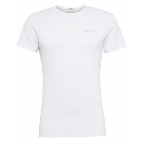 Pepe Jeans Koszulka 'ORIGINAL BASIC S/S' biały