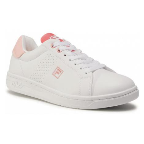 Fila Sneakersy Crosscourt 2 Nt Wmn 1010900.85K Biały