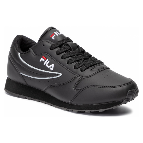 Sneakersy FILA - Orbit Low 1010263.12V Black/Black