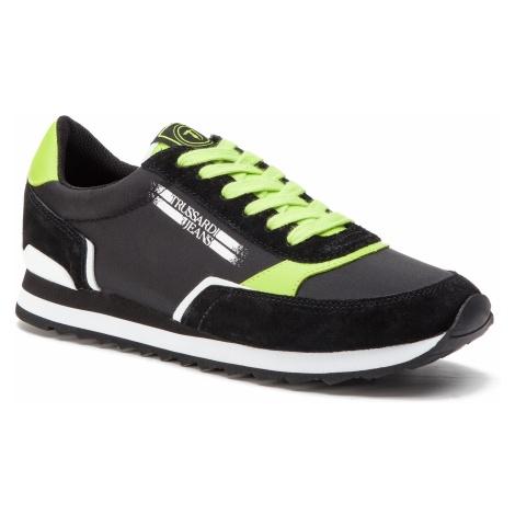 Sneakersy TRUSSARDI JEANS - 77A00151 K315