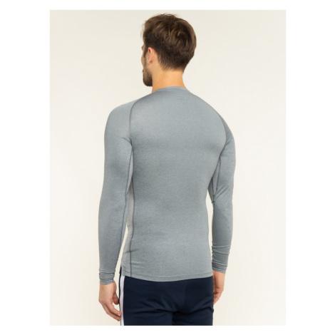 NIKE Koszulka techniczna Pro BV5588 Szary Slim Fit