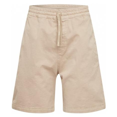 Carhartt WIP Spodnie 'Lawton Short' beżowy