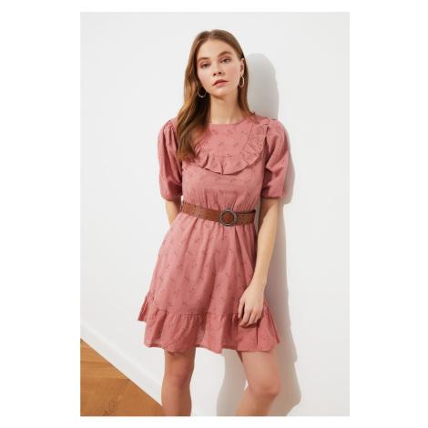 Suknia z suchym łukiem Trendyol