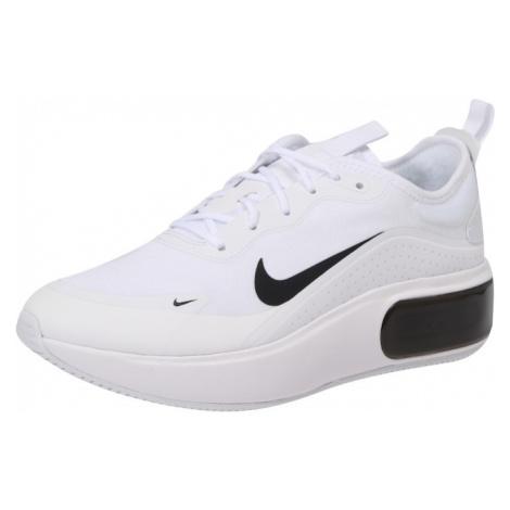 Nike Sportswear Trampki niskie 'Nike Air Max Dia' biały / czarny