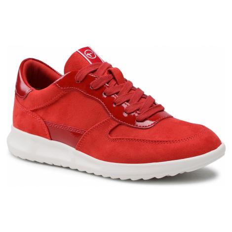 Sneakersy TAMARIS - 1-23625-26 Red 500