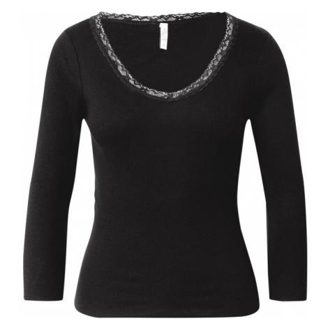 Hailys Koszulka 'Lona' czarny Haily´s
