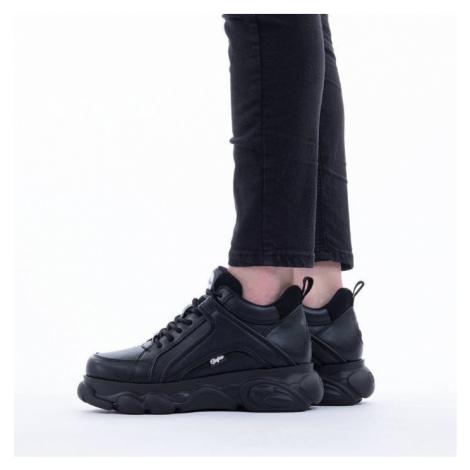 Buty damskie sneakersy Buffalo Cld Corin Sneaker Imi Nappa Vegan 1630394-BLK