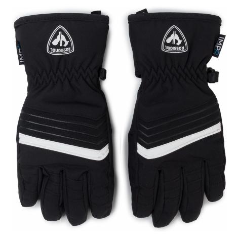 Rękawice narciarskie ROSSIGNOL - Jr Tech Impr G RLIYG05 Black 200