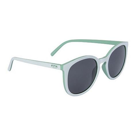 okulary Cool Shoe Smoothie - Shiny White/Turquoise