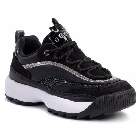 Sneakersy GUESS - Kaysie5 FL5KAY ELE12 BLACK
