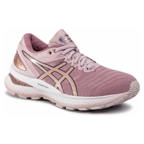 Buty ASICS - Gel-Nimbus 22 1012A487 Watershed Rose/Rose Gold 702