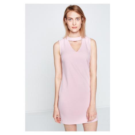Koton Kobiety Różowa Mini Sukienka