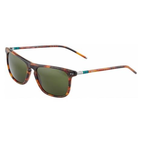 POLO RALPH LAUREN Okulary przeciwsłoneczne '0PH4168' brązowy / beżowy / zielony