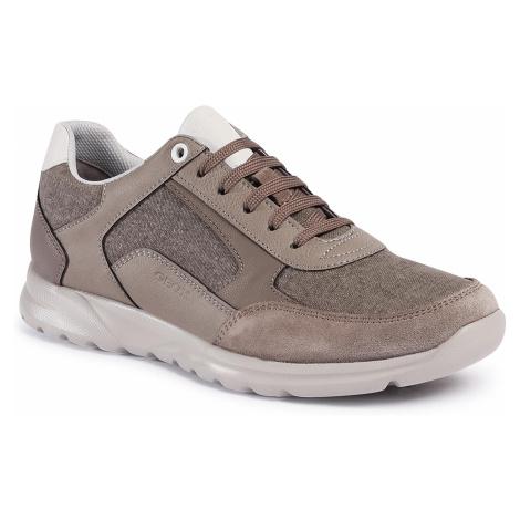 Sneakersy GEOX - U Erast A U023EA 0MENB C5YQ6 Rock/Tapue