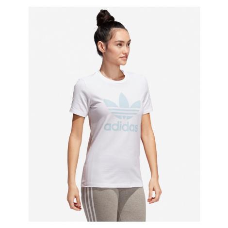 adidas Originals Trefoil Koszulka Biały