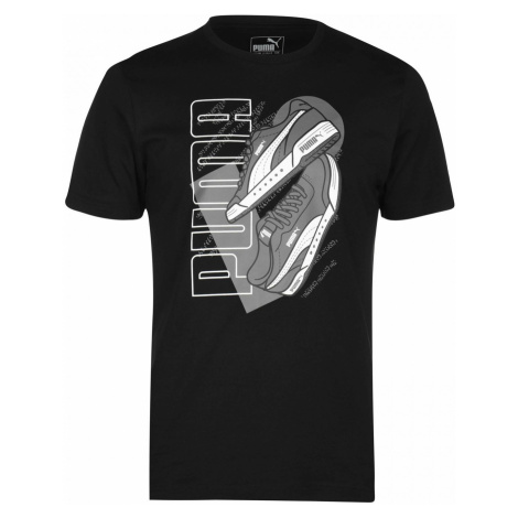 Men's T-shirt Puma Sneaker QT