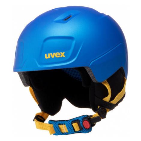 Uvex Kask narciarski Heyya Pro S5662532003 Niebieski