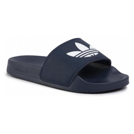 Adidas Klapki Adilette Lite Slides FU8299 Granatowy