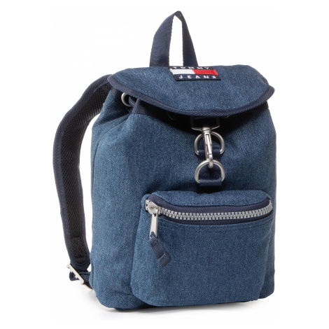 Plecak TOMMY JEANS - Tjw Heritage Sm Backpack Denim AW0AW08278 CA7 Tommy Hilfiger
