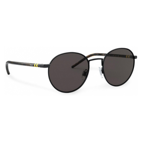 Polo Ralph Lauren Okulary przeciwsłoneczne 0PH3133 900387 Czarny